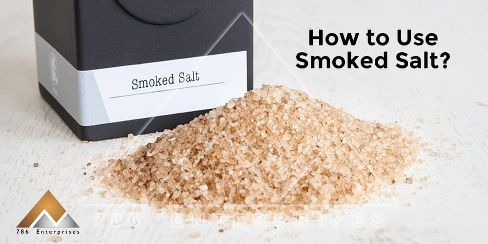 What is Smoked Salt – Recipe of Smoked Salt?