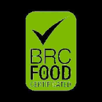 BRC logo Certified