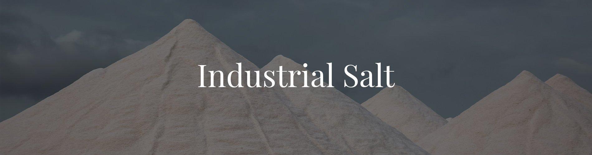 Industrial Salt Banner