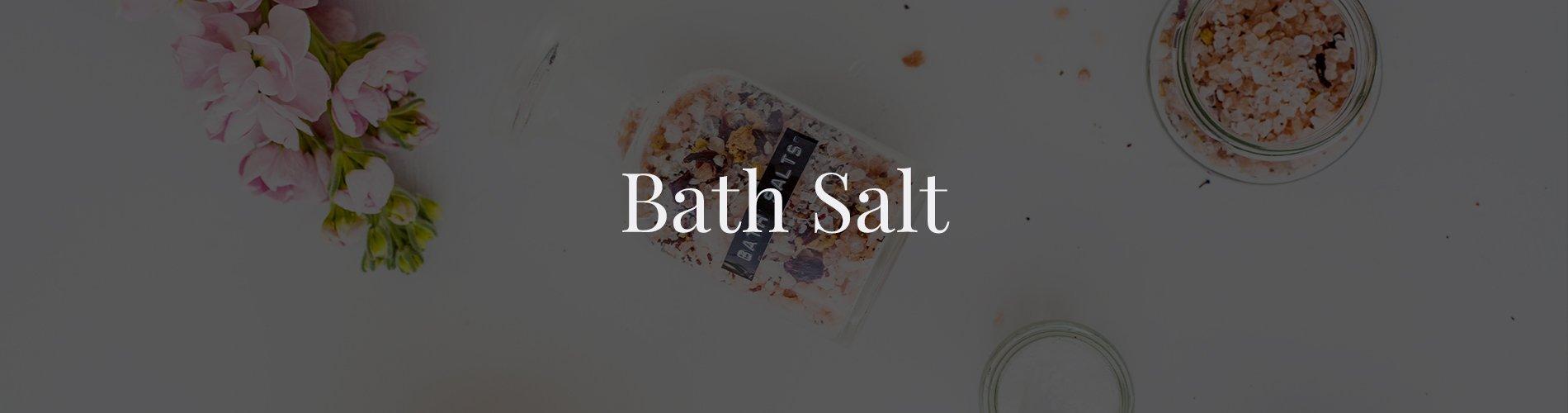 Bath salt Background Image